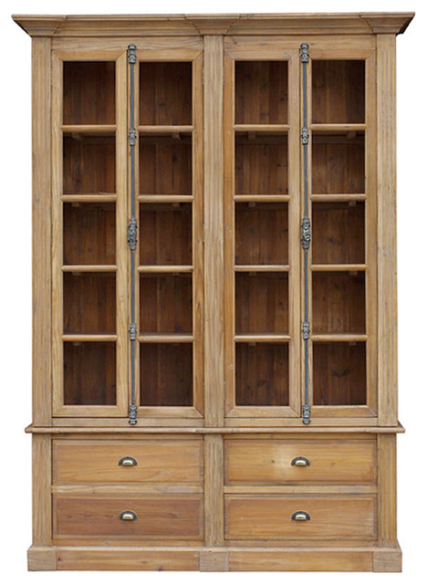 transitional-bookcases