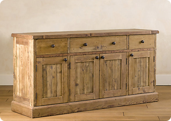 Salvaged-Wood-Sideboard